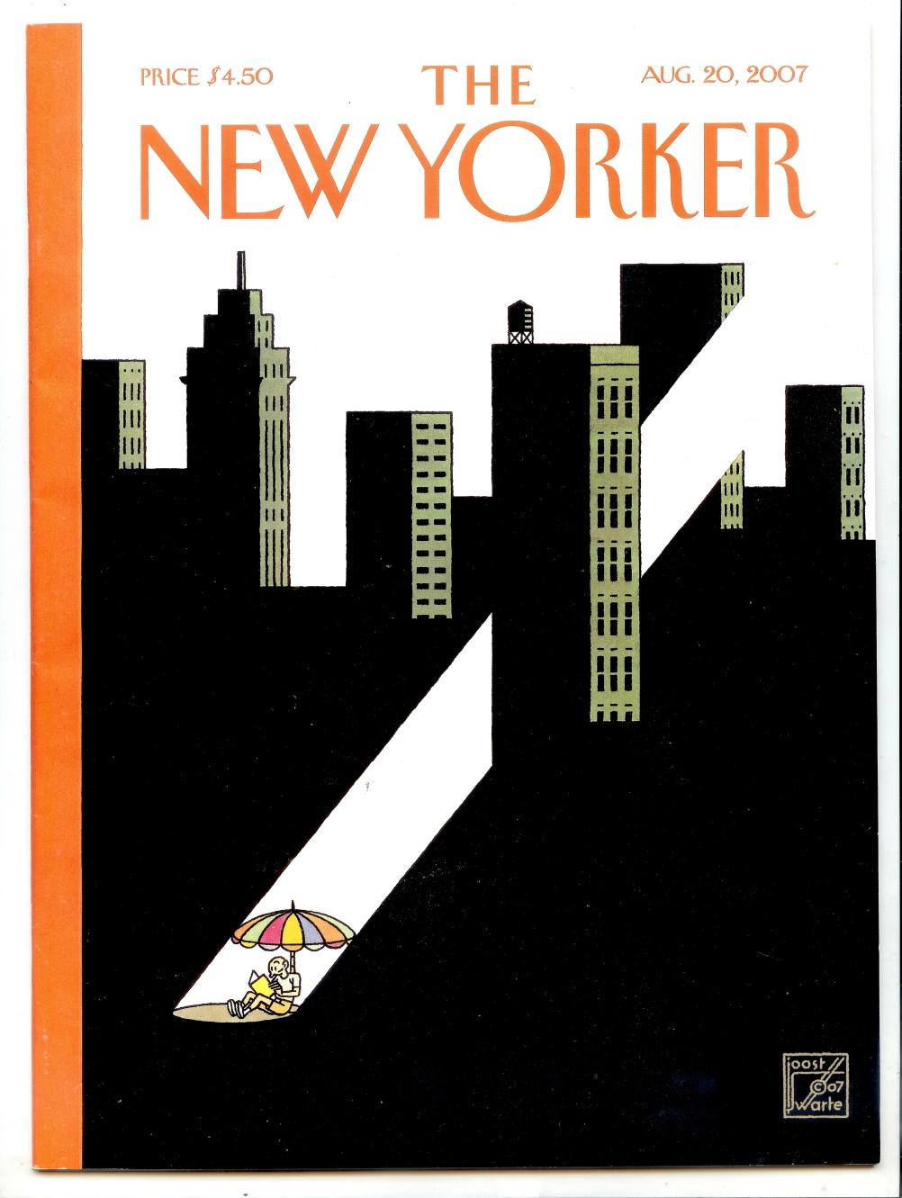 Joost Swarte, The New Yorker