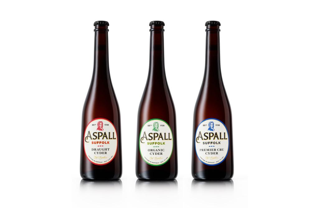 Aspall Bottles