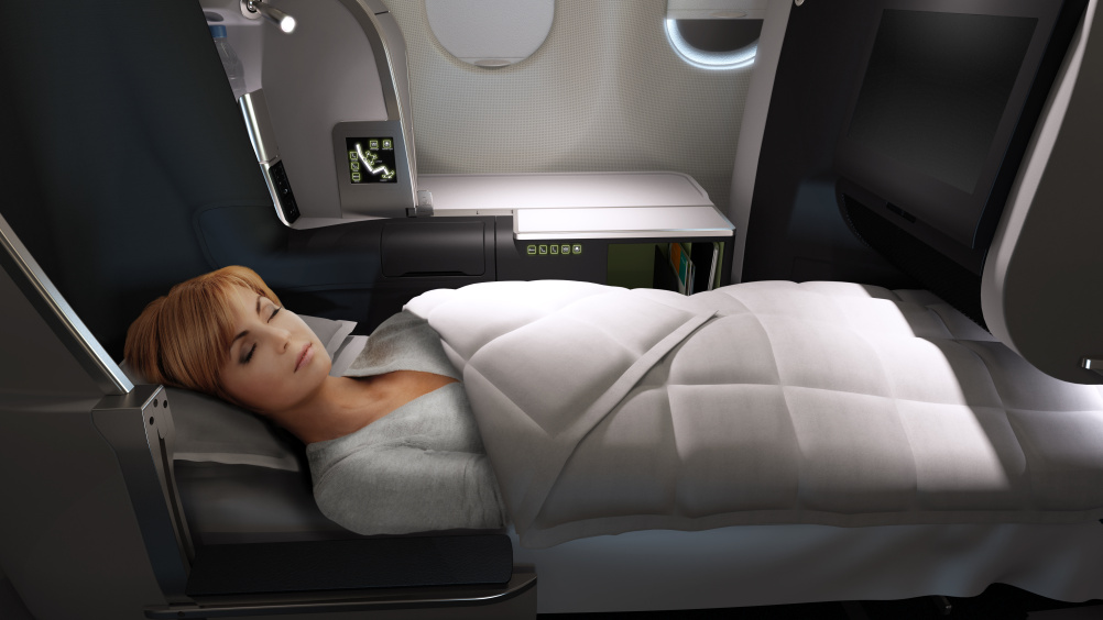 Business Class, Aer Lingus