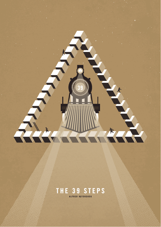 The Chase (The 39 Steps) - Tom Davies