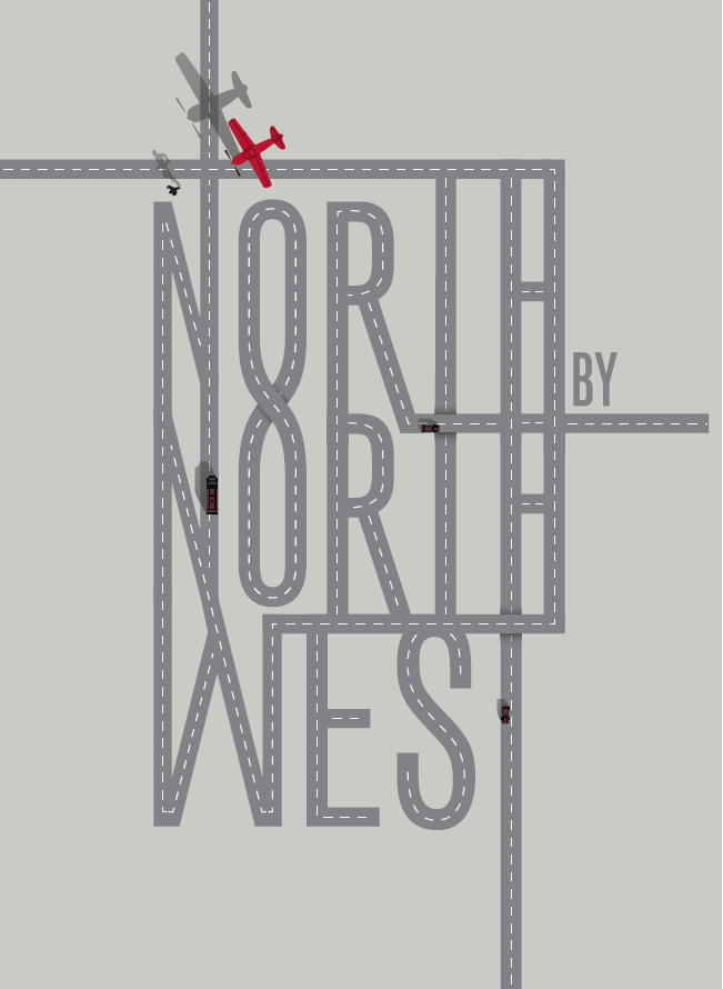 Cross Roads (North by North West) - John Atkinson