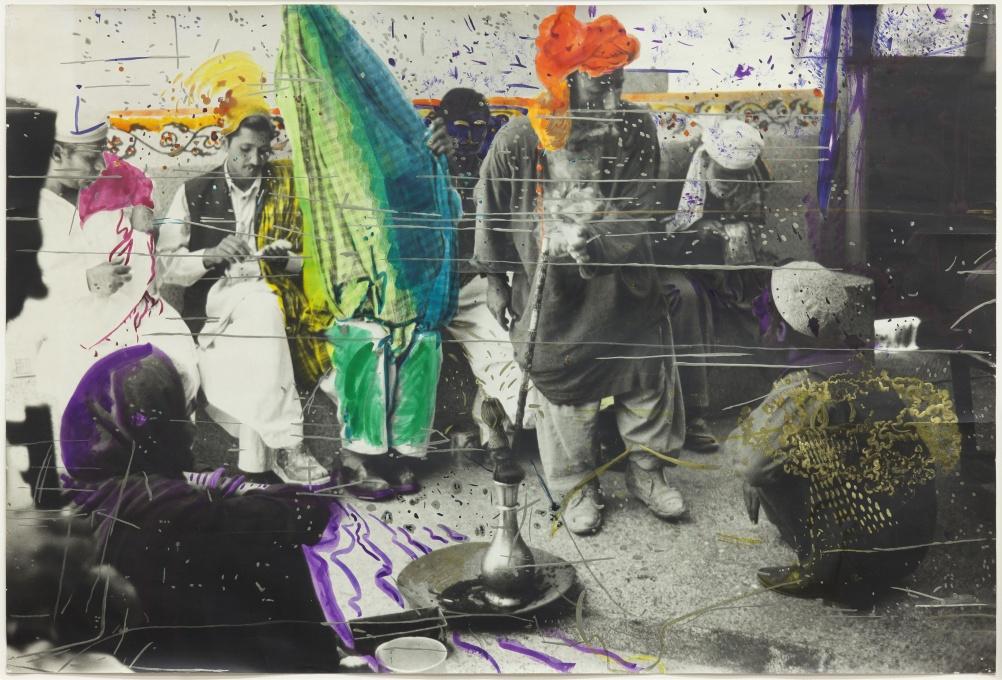 Sigmar Polke (1941 - 2010) Untitled (Quetta, Pakistan) 1974-1978