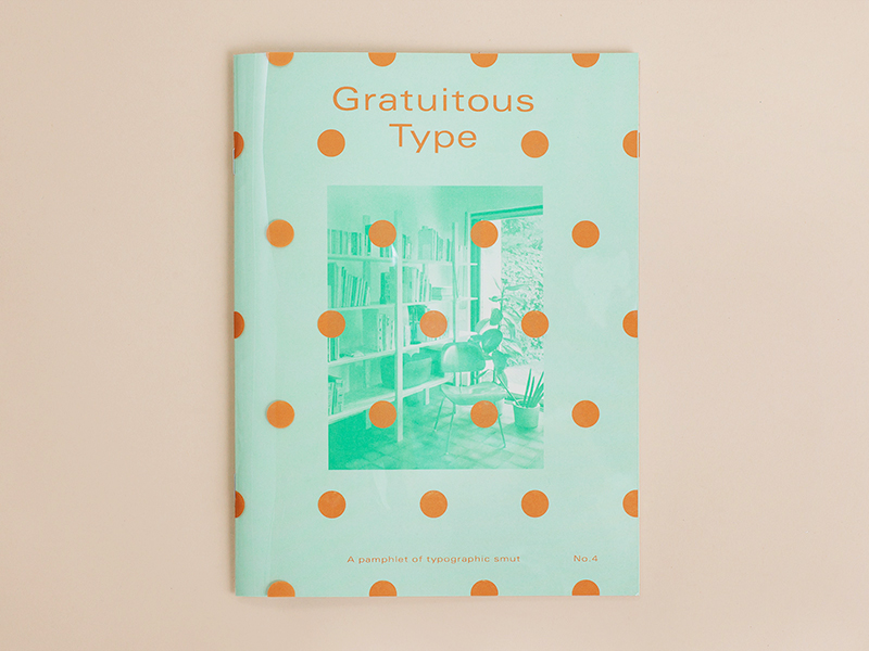 Gratuitous Type cover