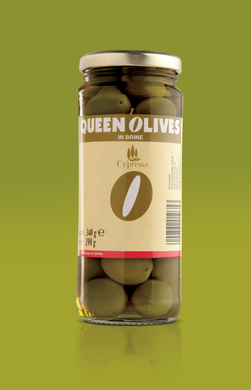 Cypressa Olives, from 1985