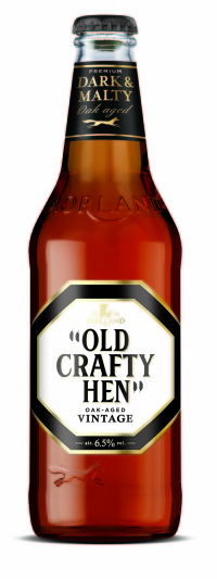 Speckled Hen