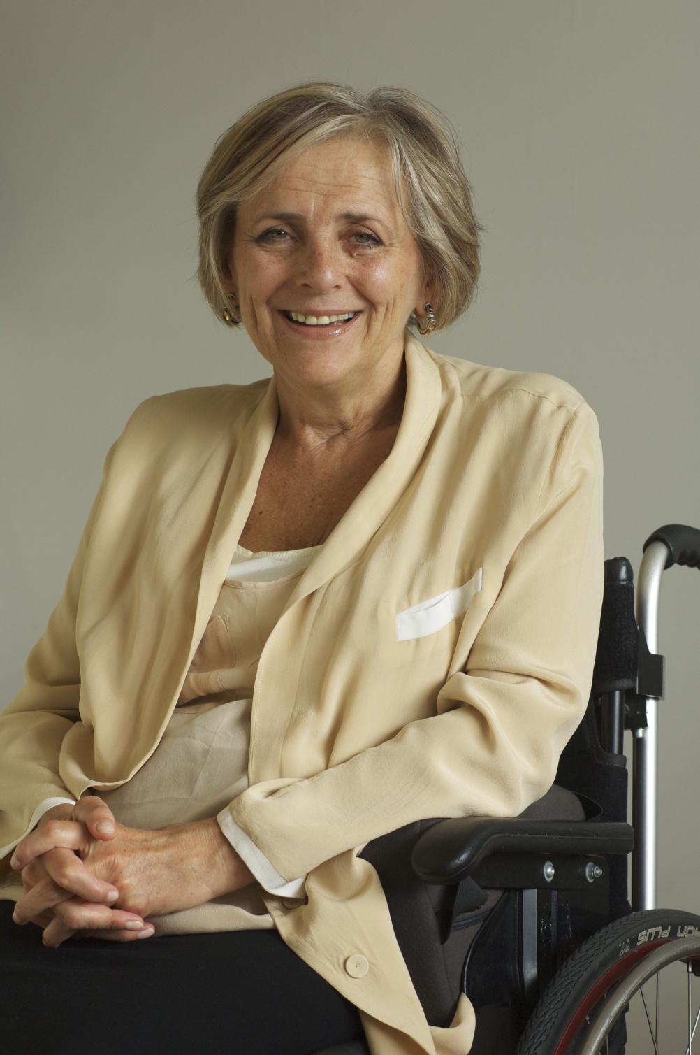 Blue Badge Style founder Fiona Jarvis disability wheelchairs