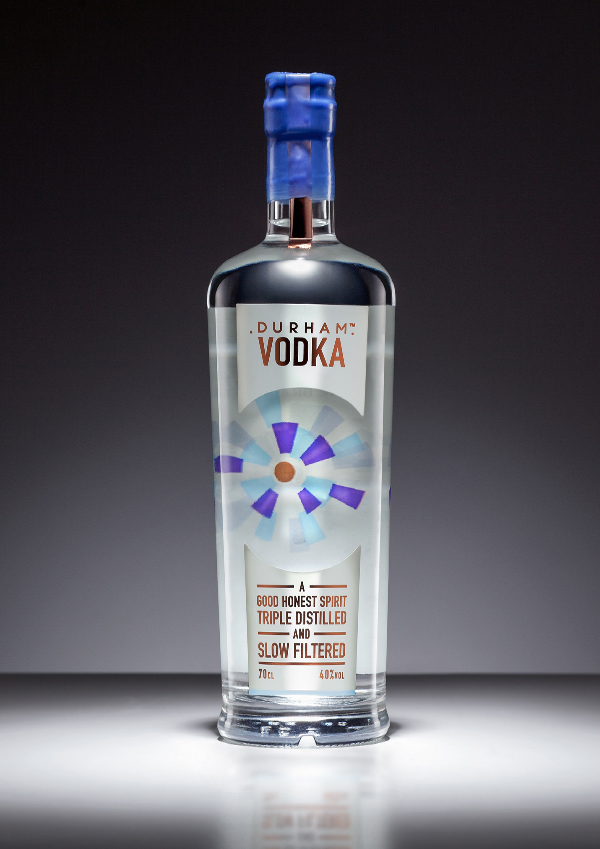 Durham Distillery vodka