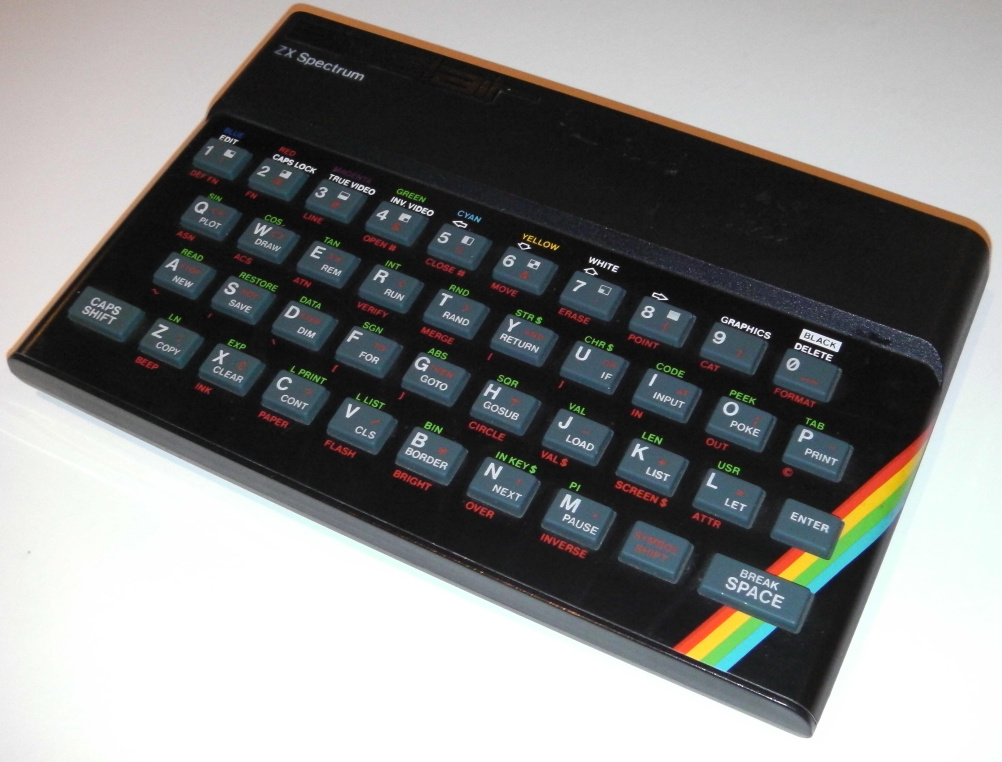 The original Spectrum ZX