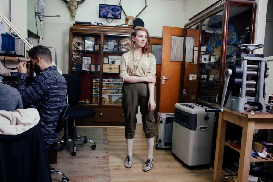 Tessa Metcalfe - Jewellery Designer