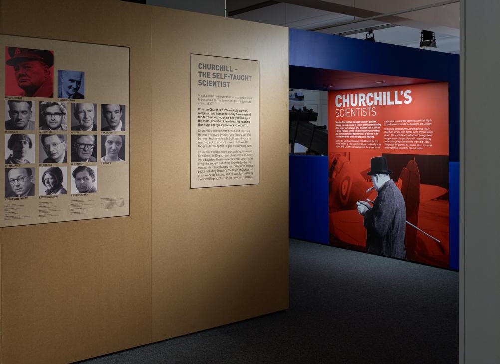Churchill's Scientists