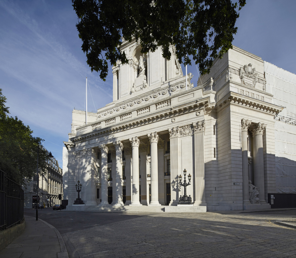 10 Trinity Square – the former Port of London Authority building
