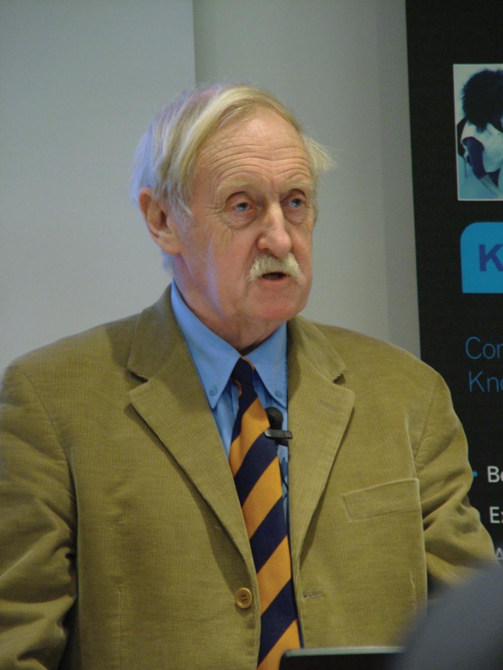 Trevor Baylis CBE