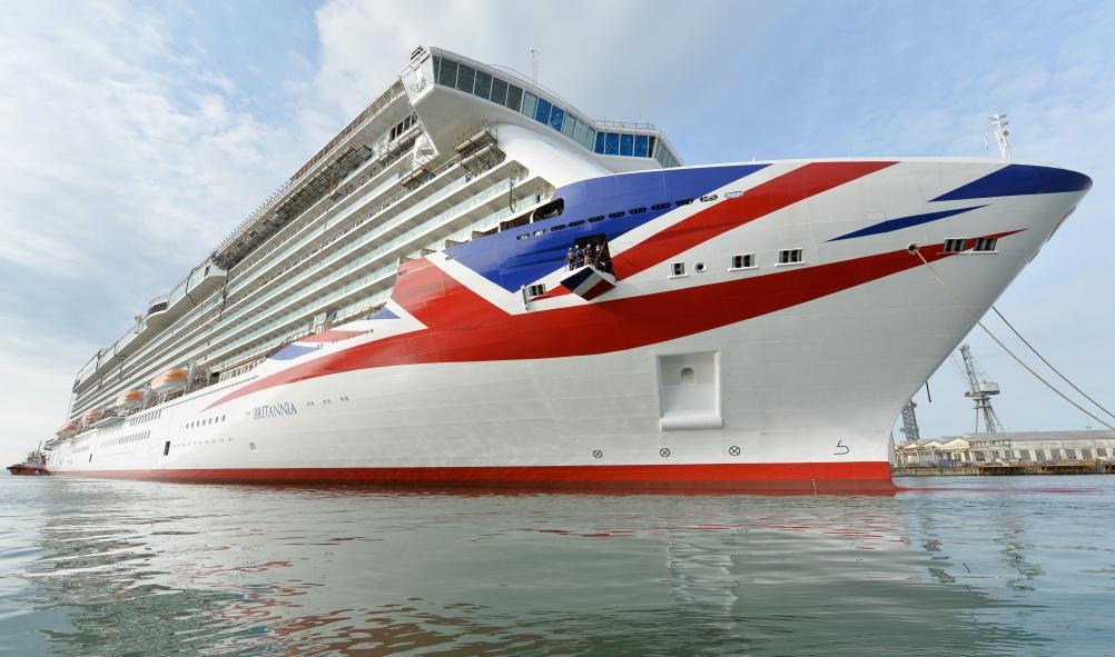 PO Cruises Britannia