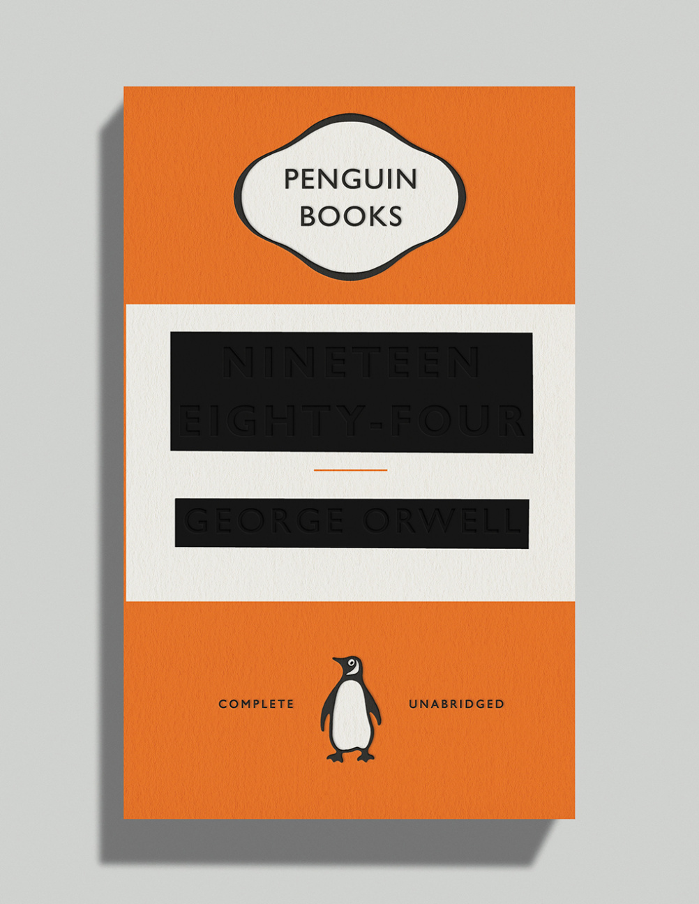 David Pearson, George Orwell Nineteen Eighty-Four, 2013