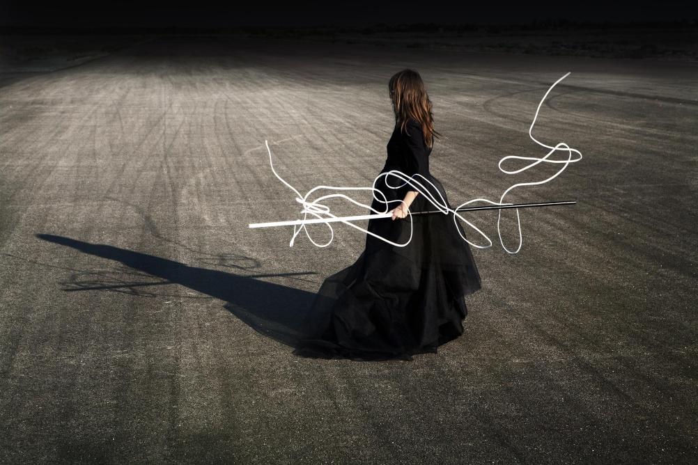 Galerie Les Filles du Calvaire, Corinne Mercadier, Solo series