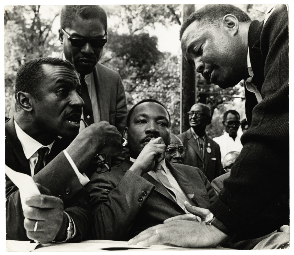 Bob Fitch, Martin L. King, 1968