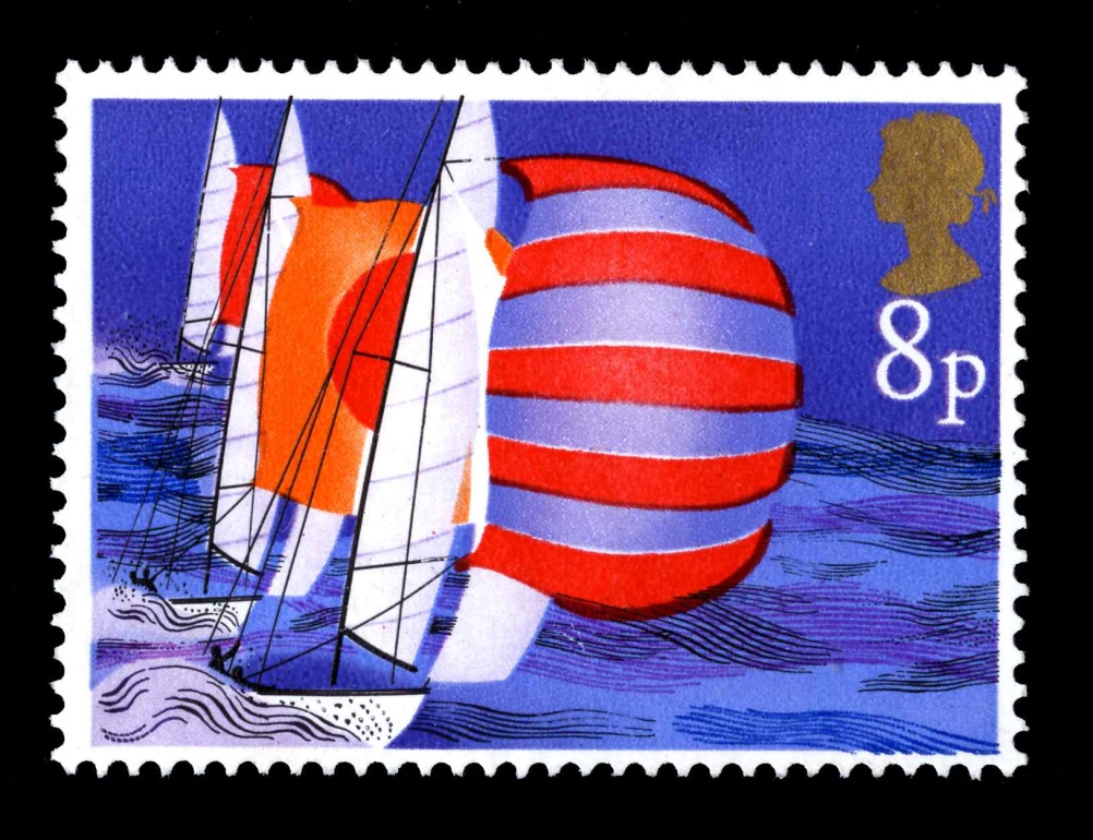 Special Stamps 50th anniversary Royal Mail Sailing