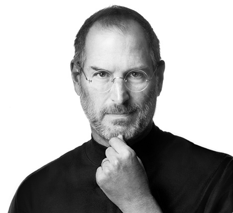 "Steve Jobs – the classic example of a ""hybrid designer"""
