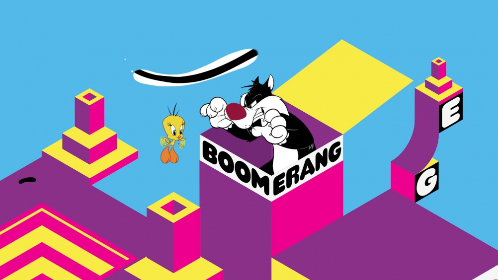 Boomerang Branding, by Art & Graft