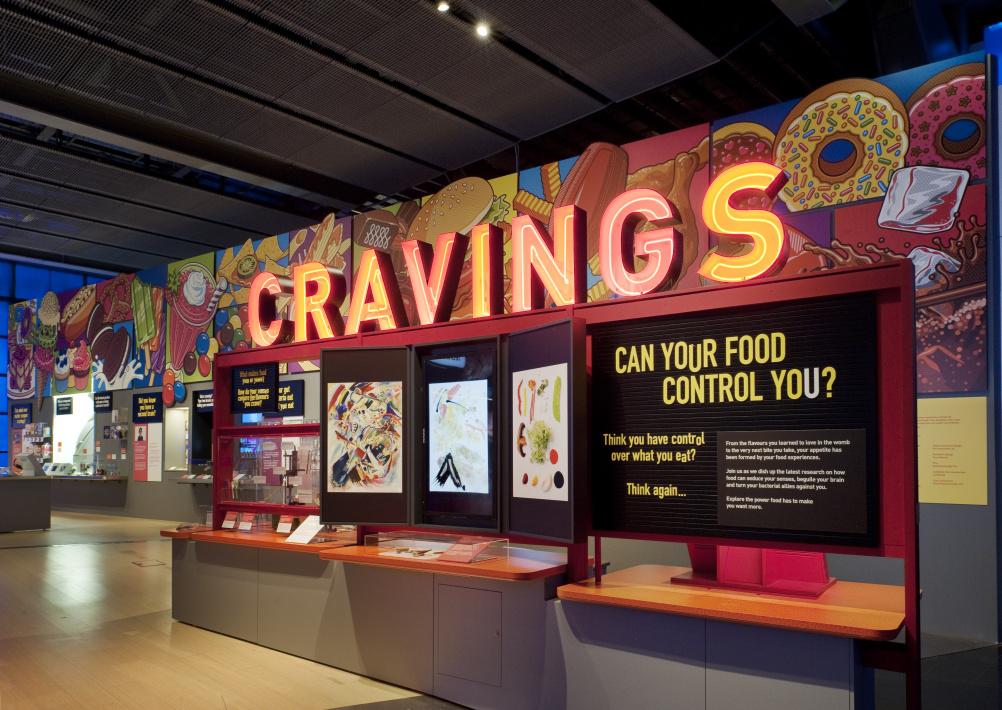 Cravings exhibition