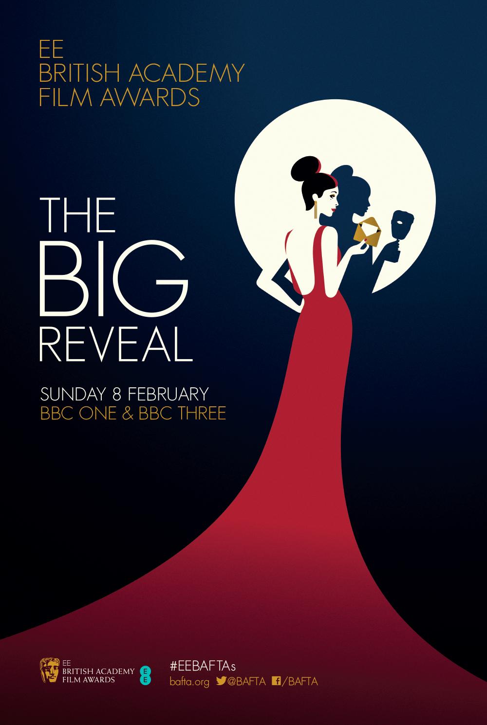 BAFTA 2015 film poster