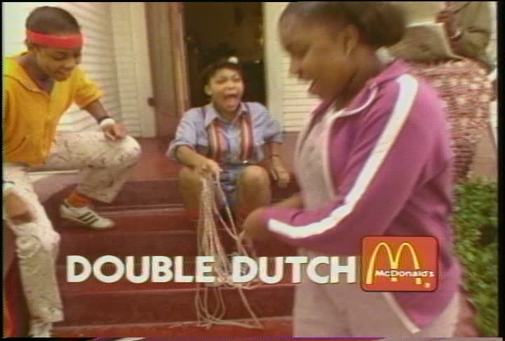 McDonalds ad
