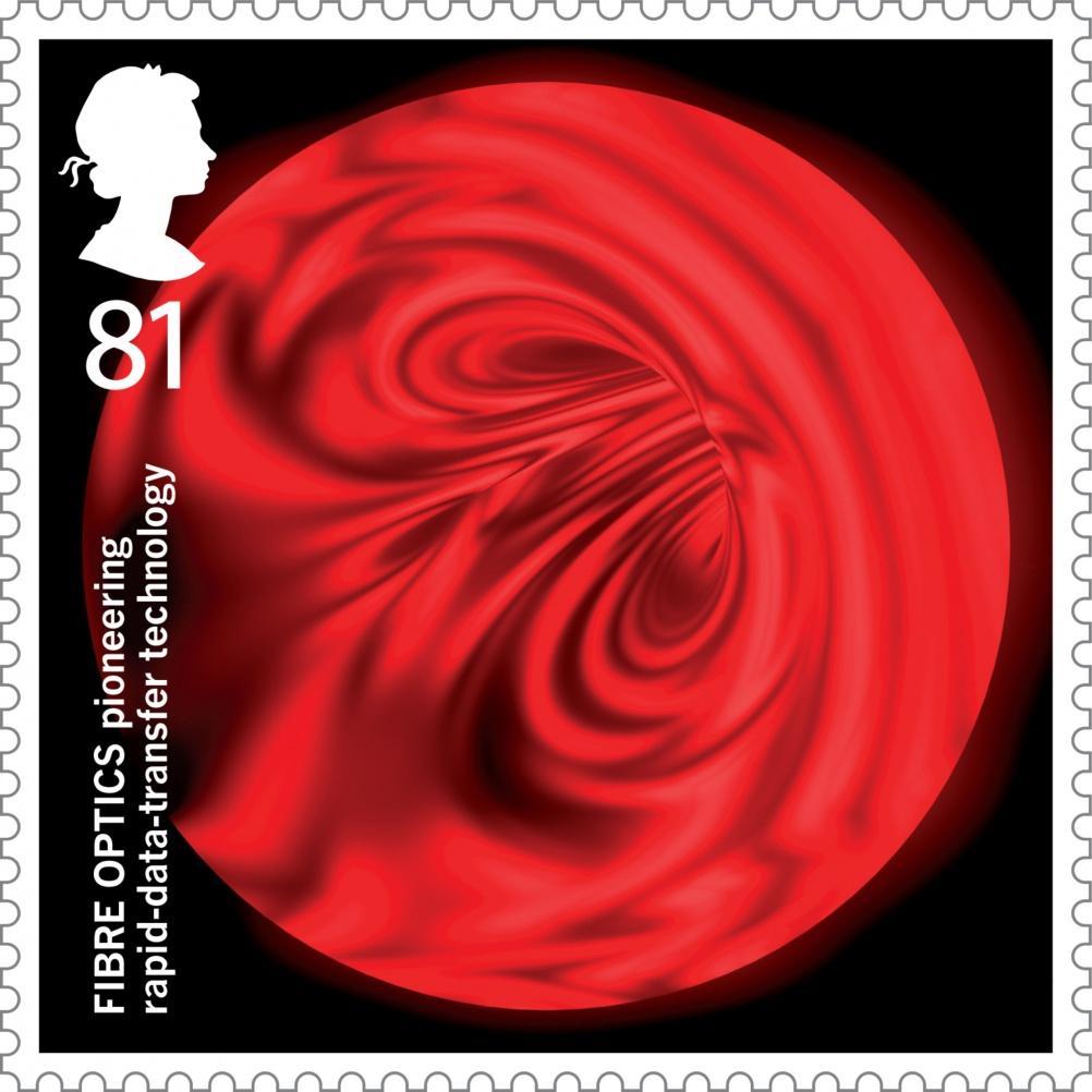 Fibre Optics stamp