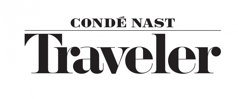 Condé Nast Traveller identity, developed with Henrik Kubel