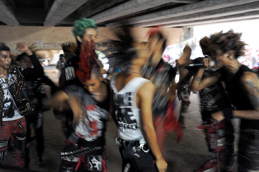 Olaf Schuelke – Punks in Yangon