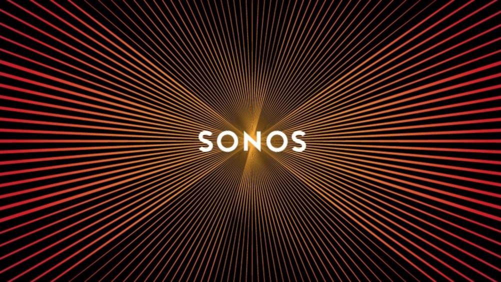 Sonos logo by Bruce Mau Design