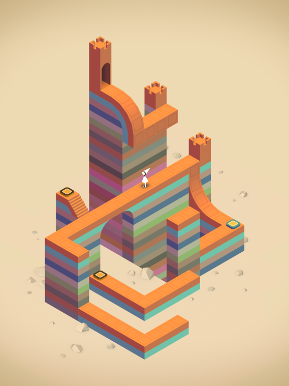 Monument Valley, by Ustwo