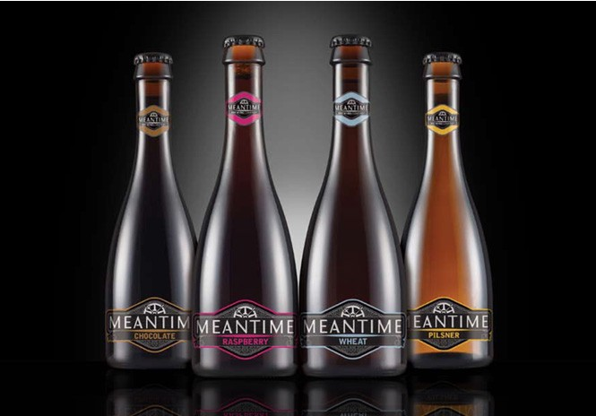 Meantime Brewery branding, by SomeOne