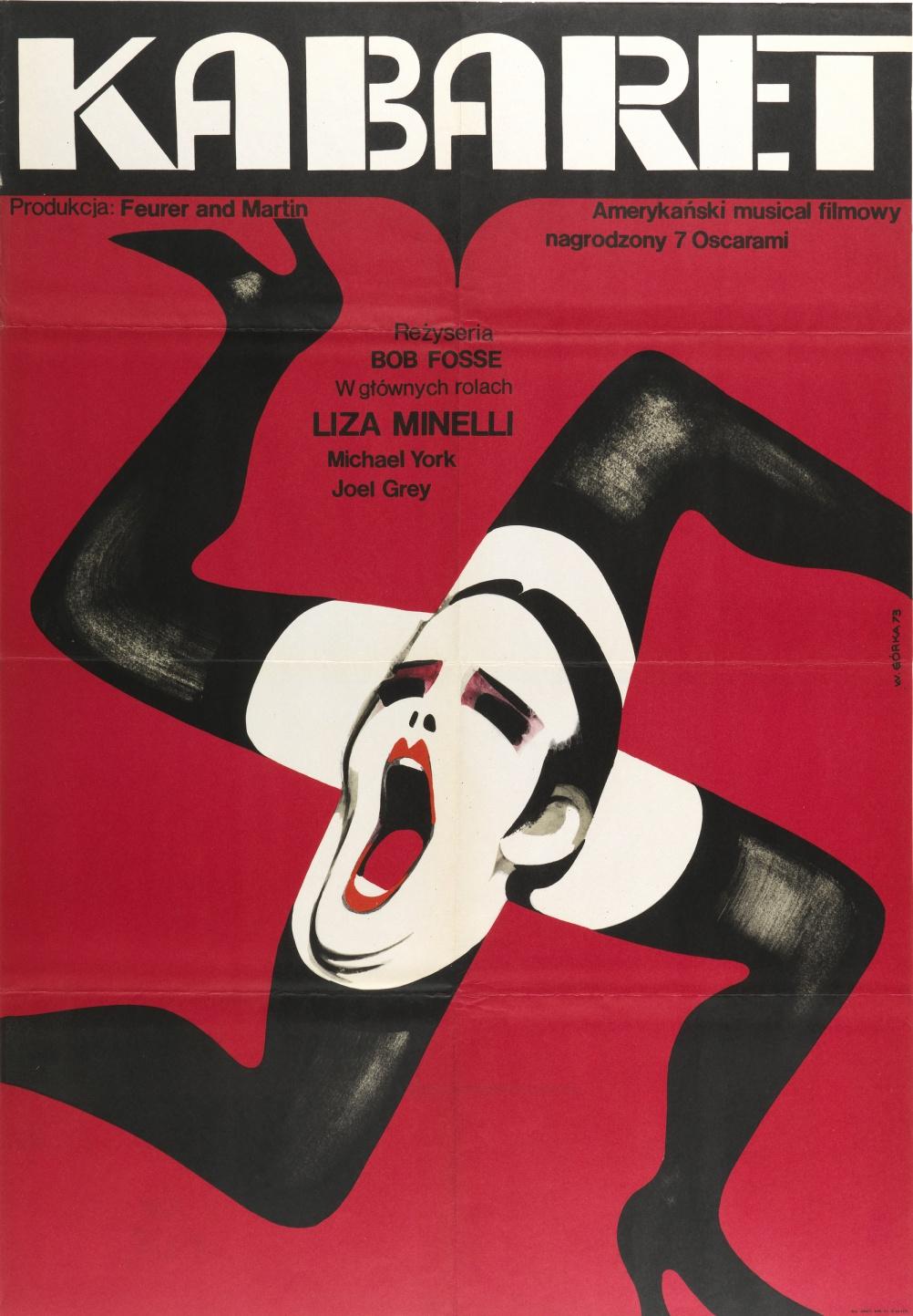 Kabaret by Wiktor Górka, 1973