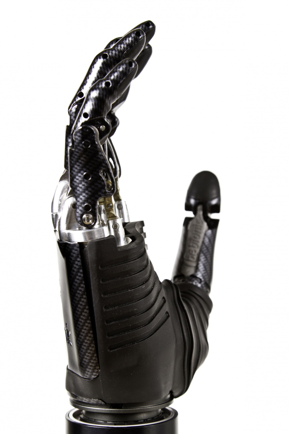 A bebionic prosthetic hand. © RSL Steeper.