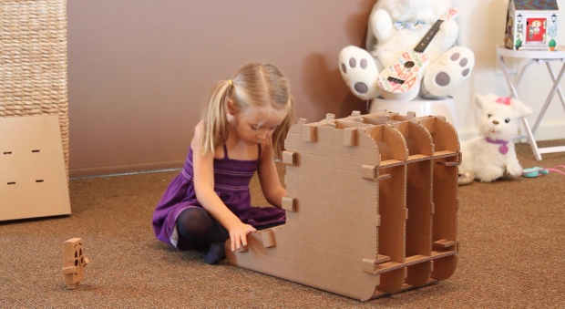 Building the Kids Imagination Chair