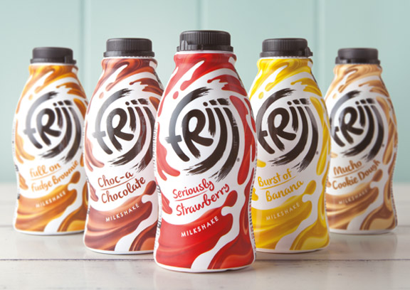 Recent rebrand of FRijj