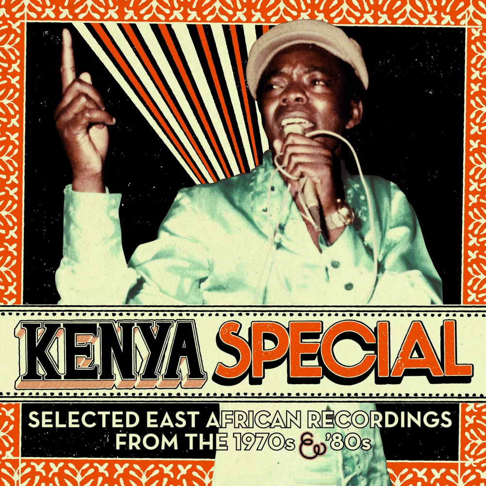 Kenya Special Cover-
