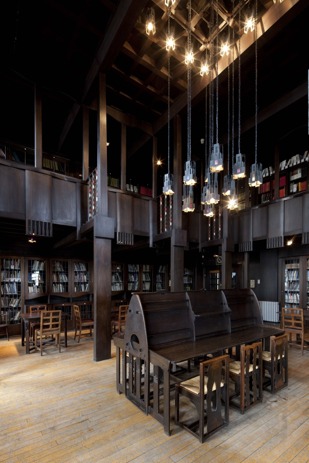 Mackintosh Library - GSA7a©McAteer