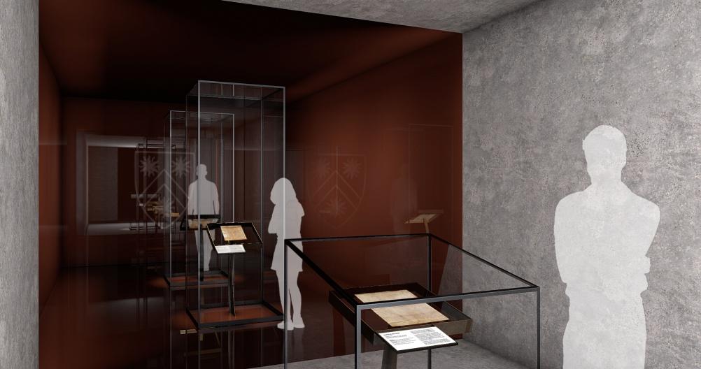 Magna Carta Vault