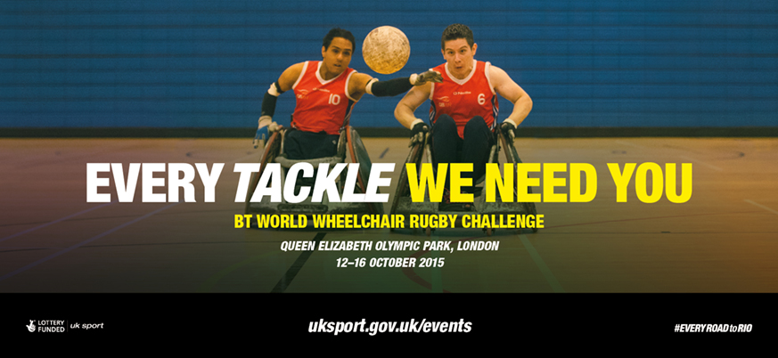 Road to Rio_Tube Car Panel_Wheelchair Rugby
