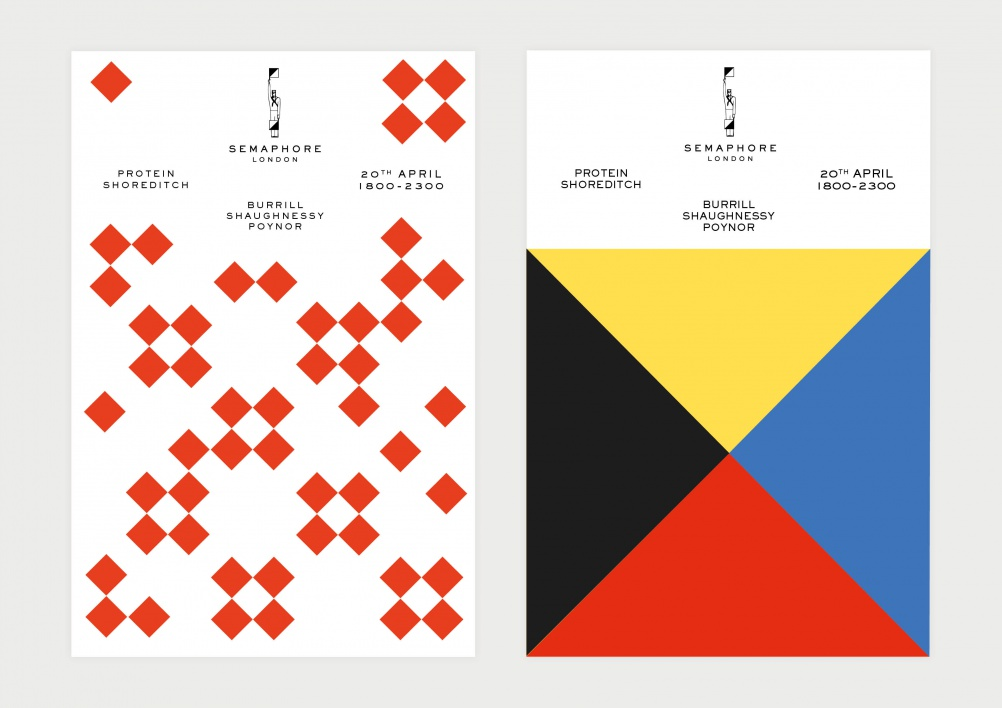 Semaphore London Spec Posters