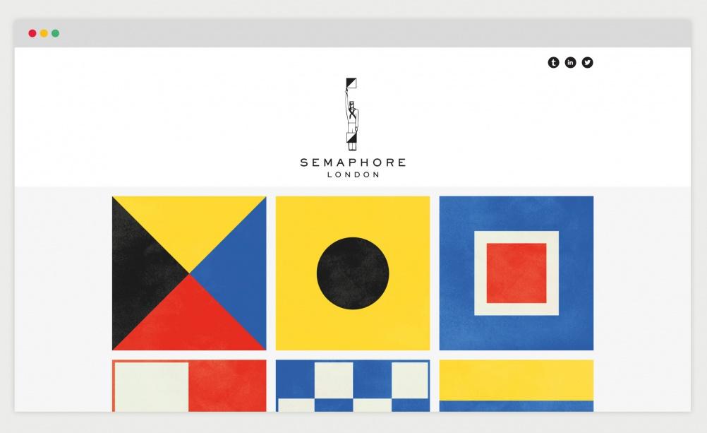 Semaphore London Website
