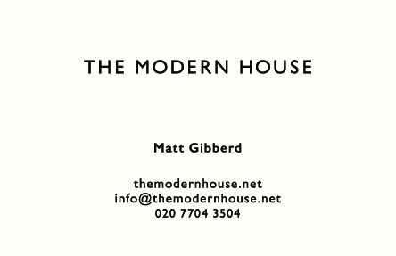 TMH business Card
