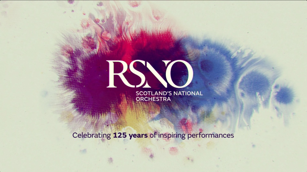 A still of 999 Design's video for RSNO