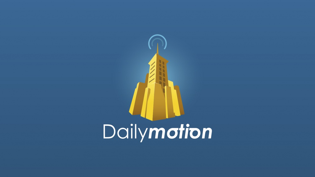 The previous Dailymotion logo