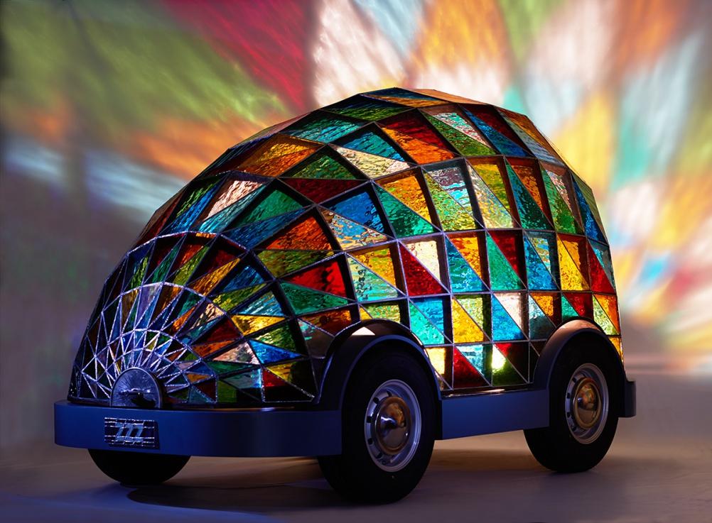 MINI; car of the future