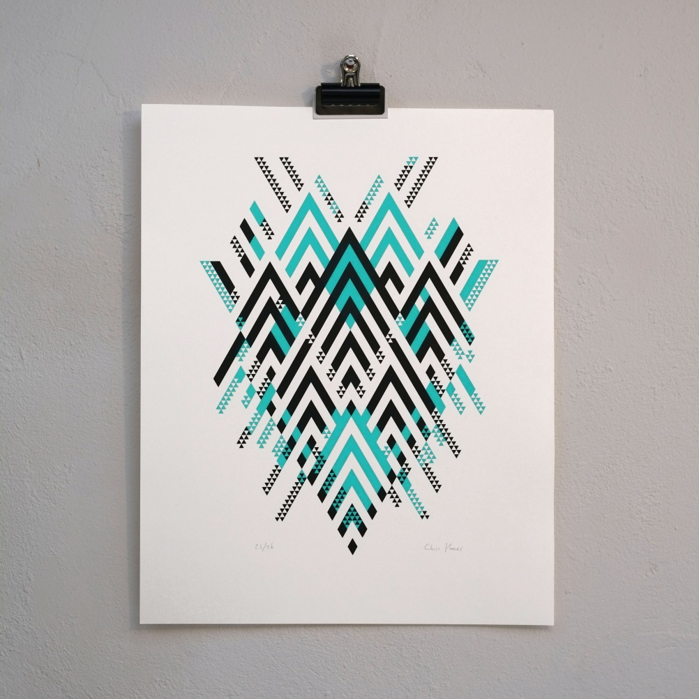 Deco Teal