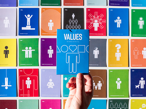 Values: 58 Ideas We Live By, by Genis Carreras