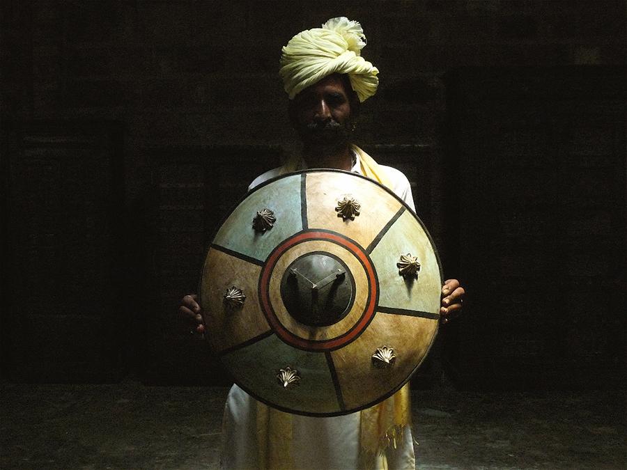 Shield design for historical drama Camelot