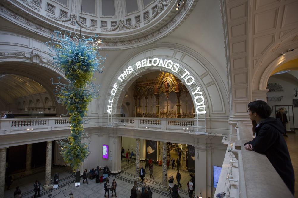 © Peter Kelleher/Victoria & Albert Museum, London 2015